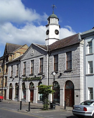 John M Shanahan and Co Offices, Tullamore